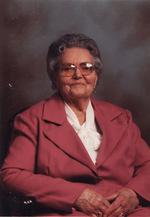 Mary Rosalie Norris, 106