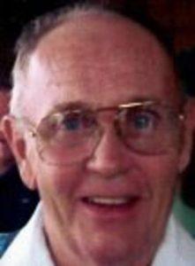 William Arthur Folger, Sr. (Bill), 82