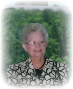 Annie 'Ann' Ethel DeJong, 87