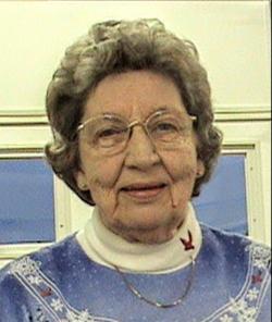Doris Elizabeth Gibbons, 86