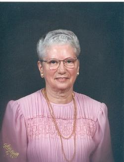 Mary Thelma Tevault, 91