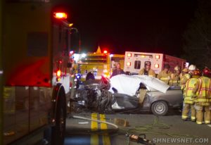 UPDATE:  Names Released Fatal Motor Vehicle Accident in Lexington Park