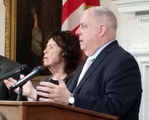 Governor Larry Hogan Announces 2017 Justice for Victims Initiative