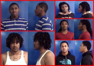 Police Arrest Five Suspects Related to Shooting that Occurred in Prince Frederick