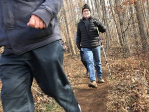 Maryland Hikers Trek Over 4,000 Miles on New Year's Day