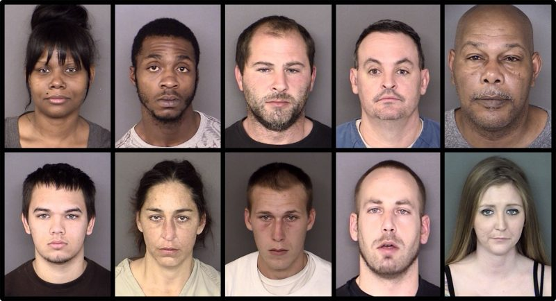 St.Mary's County MSP and Sheriff's Office Arrests – 1/19/2017