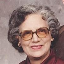 Betty Elaine Hancock, 92