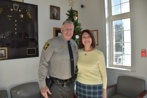 Calvert County Sheriff's Office Adds Mental Health Component