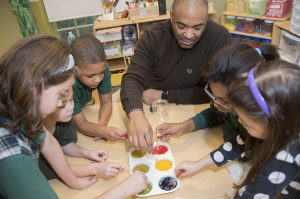 St. Charles Children's Learning Center at CSM Earns Accreditation