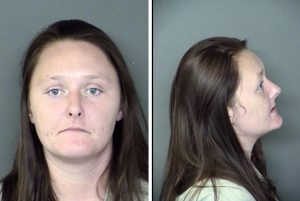 Lexington Park Woman Arrested While Snorting Oxycodone with 2-Year-Old Child in Car