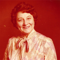Myrtle Mary Boswell, 101