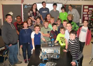 Ringing in the New Year with Robotics