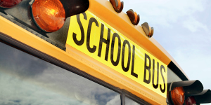 Accident Involving School Bus in Charles County
