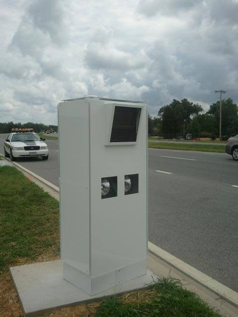 Charles County Speed Cameras Locations for Week of September 20, 2020