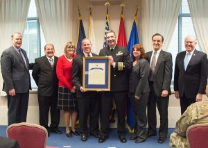 Navy's Jammer Team Recognized for Defense Department Acquisition Excellence