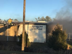 2nd Alarm Fire at Tucker Road Ice Rink Ruled Accidental