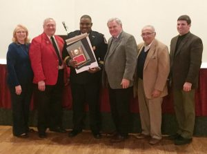 Firefighters Awarded by Knights of Columbus in Bowie for Life-Saving Actions
