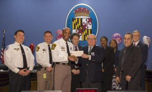 Commissioners Recognize Sheriff's Office for Unmanned Aerial Systems Training Grant