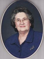 Joanne Evans Hall, 79