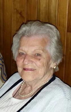 Ruth Charlotte Grinder, 86