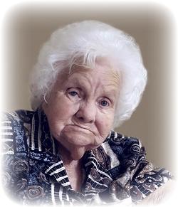 Mary Ozella Lacey, 90