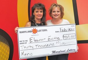 Hollywood Woman Wins $30,000 Playing Keno at Moose Lodge in Hollywood