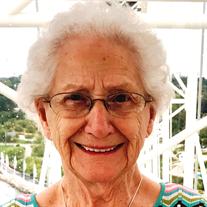 Clara M. Olszewski, 93