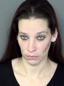 Wanted Lexington Park Woman Arrested for Possession of Heroin