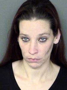 Suzanna Marie Fowler, 31, of Lexington Park