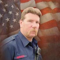 Glenn Charles 'Brawny' Mayhew, 57
