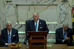 Governor Larry Hogan Delivers 2017 State of the State Address