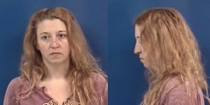 Texting While Driving Leads to Drug Charges for Lusby Woman