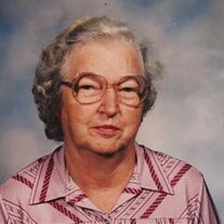 Julia Mae Robey, 85