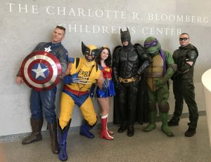 Foundation 4 Heroes Raises Spirits as Johns Hopkins' Radiothon Raises Over $1 Million