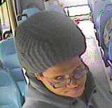 Sheriff's Office Seeking the Public's Assistance in Locating Suspect in Theft of Bus Tickets