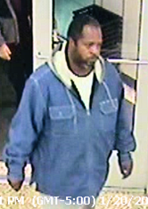 Sheriff's Office Seeking the Public's Assistance in Locating Suspect in Theft at Charlotte Hall Wawa
