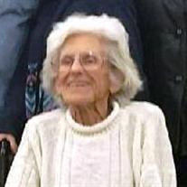 Ruth B. Robinson, 91