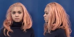 Upper Marlboro Woman Arrested Breaking Car Window with Baseball Bat at Burger King
