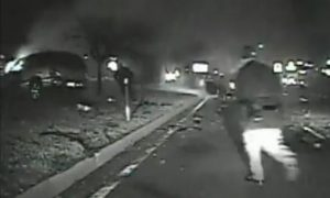VIDEO: Charles County Sheriff's Officers Rescue Man From Burning Vehicle