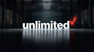 Verizon Announces New Unlimited Data Plan