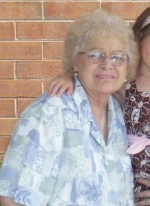 """Beverly Montgomery Scott """"B"""", 74"""