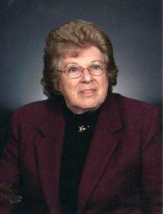 "Mary ""Anne"" Woodburn, 84"