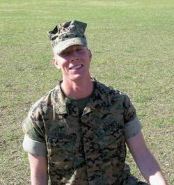 """Joshua David """"Sarge"""" Lindauer, 33"""