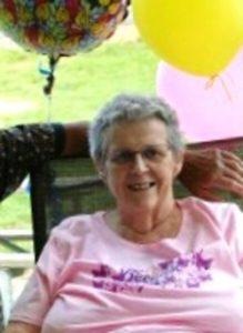 Kay Elizabeth Jett, 74