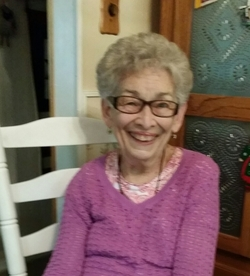 "Marjorie ""Marge"" Wondrack Spilman, 83"