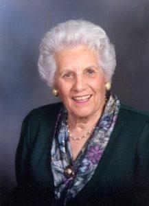 """Mary Elizabeth Floyd """"Betty"""" Bogie, 93"""