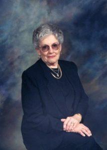 M. Jeanette Olofson, 95