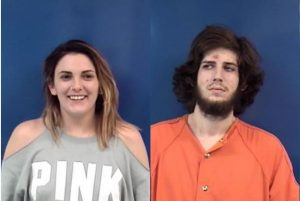 Mechanicsville Couple Arrested for Shooting up Heroin in Prince Frederick Walmart Parking Lot