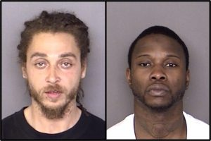 Two Men Arrested for Armed Robbery and Assault in Lexington Park