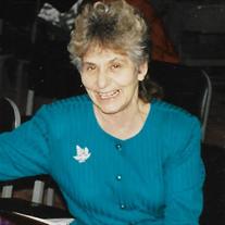 Blanche Mae Thompson, 86